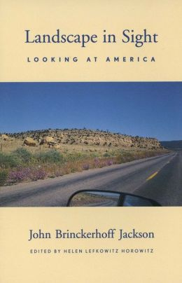 Landscape in Sight: Looking at America