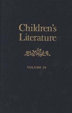 Children's Literature, Volume 28