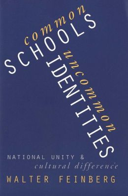 Common Schools/Uncommon Identities