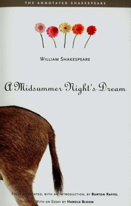 A Midsummer Night's Dream (Annotated Shakespeare Series)