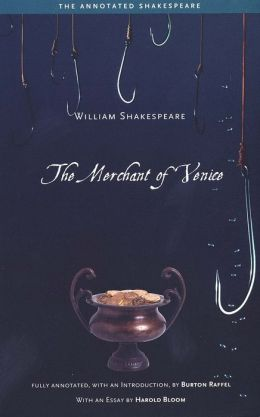 The Merchant of Venice (Annotated Shakespeare Series)