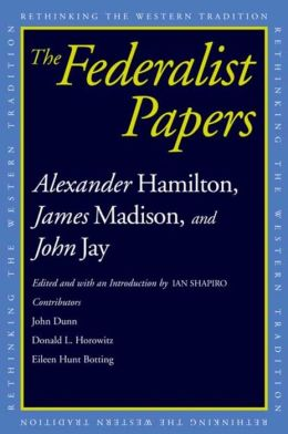 Federalist Papers Constitution