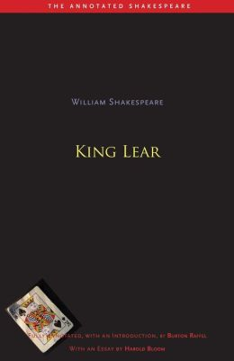 King Lear (Annotated Shakespeare Series)