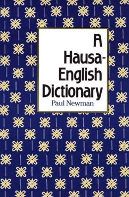 A Hausa-English Dictionary