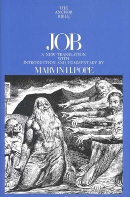 Job: The Anchor Bible