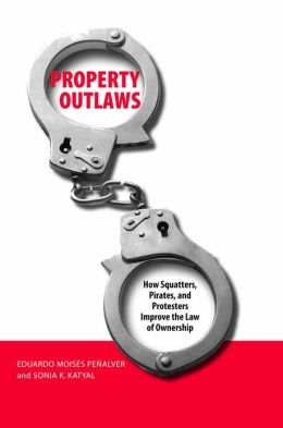 Property Outlaws: How Squatters, Pirates, and Protesters Improve the Law of Ownership