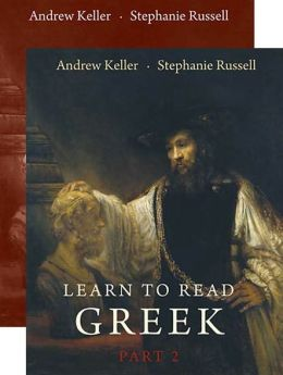 Learn to Read Greek: Part 2, Textbook and Workbook Set