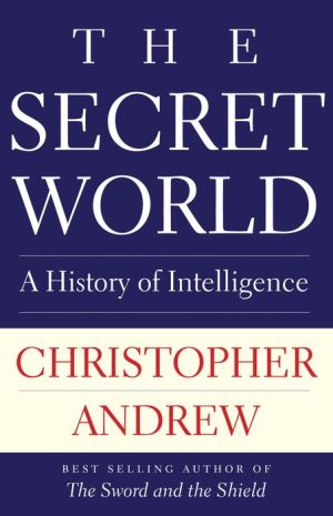 Book The Secret World: A History of Intelligence