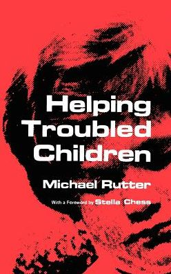 Helping Troubled Children