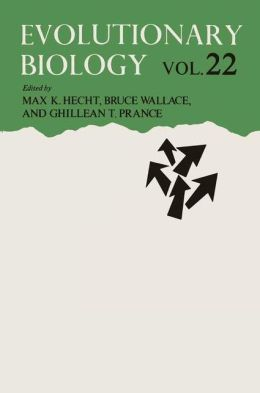 Evolutionary Biology: Volume 22