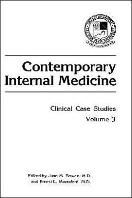 Contemporary Internal Medicine: Clinical Case Studies, Volume 3