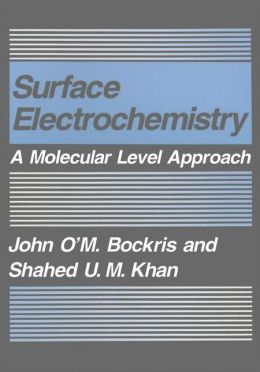 Surface Electrochemistry: A Molecular Level Approach