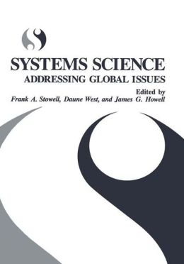 Systems Science: Addressing Global Issues