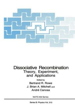 Dissociative Recombination: Theory, Experimemt and Applications