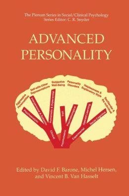 Advanced Personality