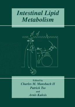 Intestinal Lipid Metabolism