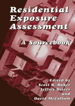 Residential Exposure Assessment: A Sourcebook