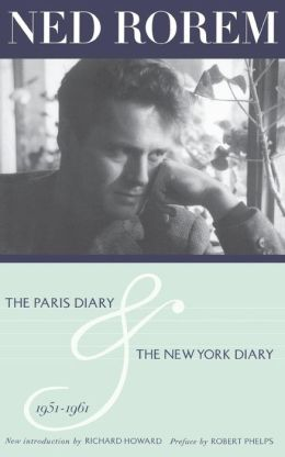 The Paris Diary and the New York Diary, 1951-1961