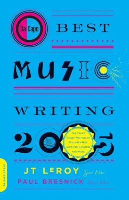 Da Capo Best Music Writing