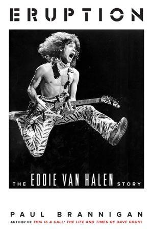 Book Eruption: The Eddie Van Halen Story