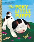 Book Cover Image. Title: The Poky Little Puppy, Author: Janette Sebring Lowrey