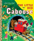 Book Cover Image. Title: The Little Red Caboose, Author: Marian Potter