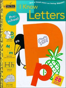I Know Letters (Preschool)
