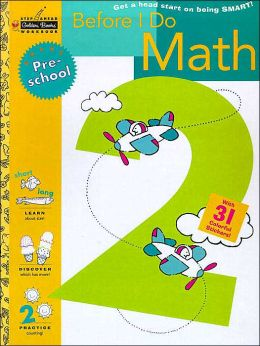 Before I Do Math: Discovering First Number Skills (Preschool)