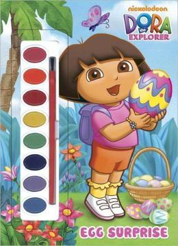 Egg Surprise (Dora the Explorer Series)