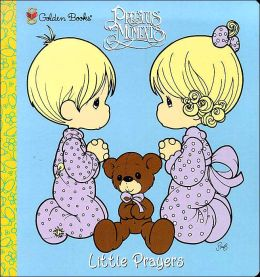 Little Prayers (Golden Naptime Tales)