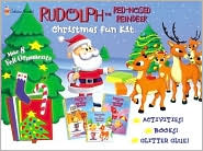 Rudolph the Red-Nosed Reindeer: Holly Jolly Holiday Box with Book and Puzzle