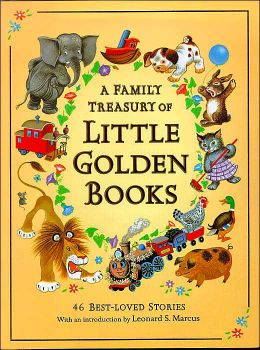 A Family Treasury of Little Golden Books