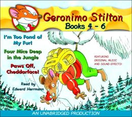 Geronimo Stilton, Books 4-6