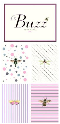Buzz Small Note Cards