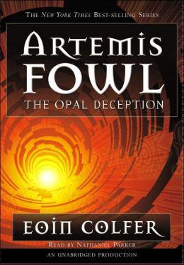 Artemis Fowl; The Opal Deception
