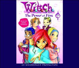 W.I.T.C.H. Books 1-4