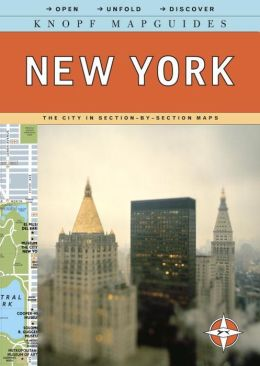 Knopf Mapguide New York