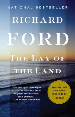 The Lay of the Land (Frank Bascombe Series #3)