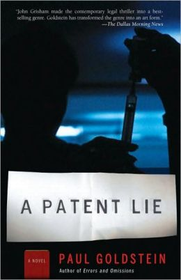 A Patent Lie (Michael Seeley Series #2)