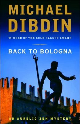 Back to Bologna (Aurelio Zen Series #10)