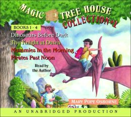 Magic Tree House Collection: Books 1-4 (Magic Tree House Series)