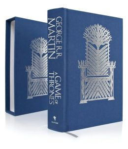A Game of Thrones Deluxe Edition (A Song of Ice and Fire #1) (A Barnes and Noble Exclusive)