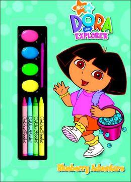 Blueberry Adventure (Dora the Explorer Series)