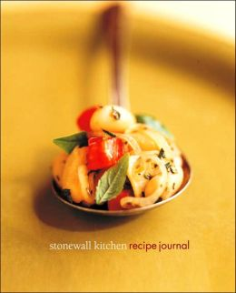 Stonewall Kitchen Wire-O Recipe Journal