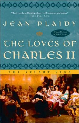 Loves of Charles II: The Stuart Saga