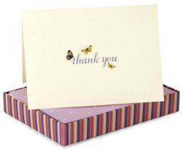 Flutter Thank You Cards
