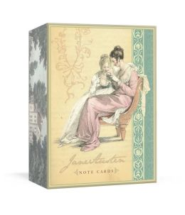 Jane Austen Boxed Cards Set of 16