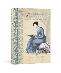 Jane Austen Writing Journal (5