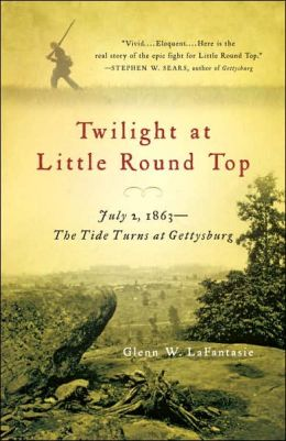 Twilight at Little Round Top: July 2, 1863 - The Tide Turns at Gettysburg