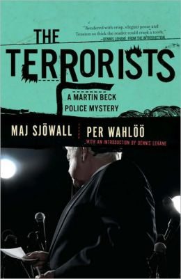 The Terrorists (Martin Beck Series #10)